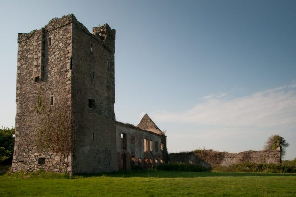 Sigginstown Castle is a tower house on the Norman Way in Wexford, Ireland.