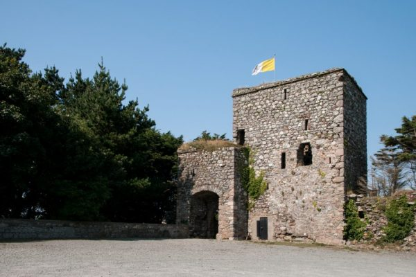 Lady's Island lies along the Norman Way in Wexford.