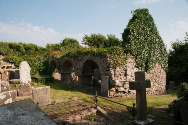 St Catherine's Church and graveyard is in Churchtown and can be found along the Norman Way in Wexford.