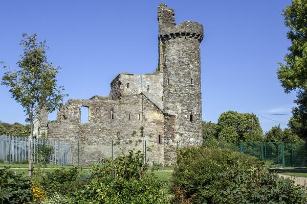 Fethard Motte & Castle